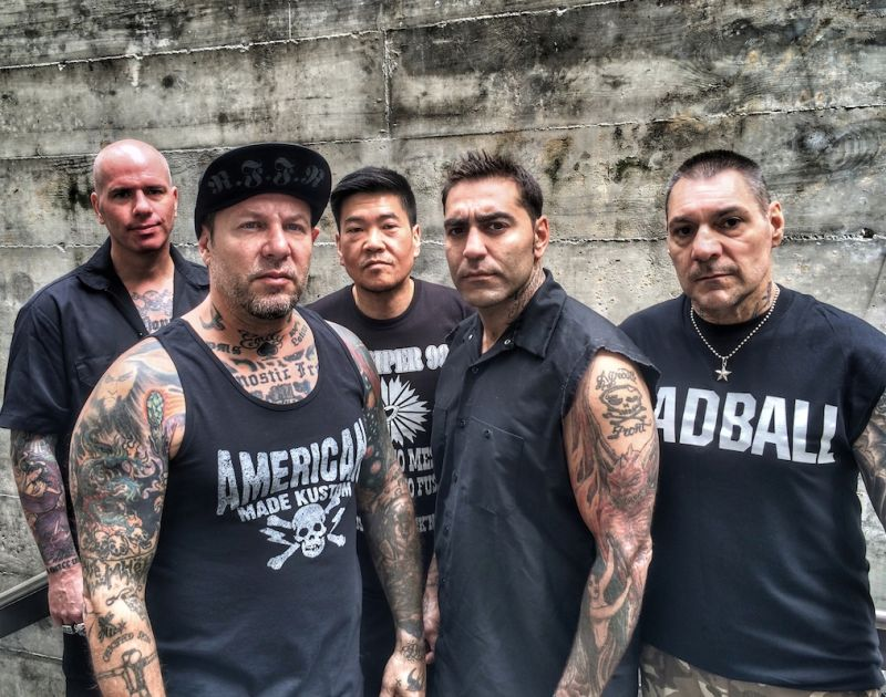 Newsflash (Agnostic Front, Kinderzimmer Productions, Smile And Burn u.a.)