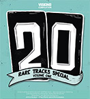 All Areas Special Rare Tracks Volume One Cover