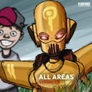 131 - All Areas CD Cover