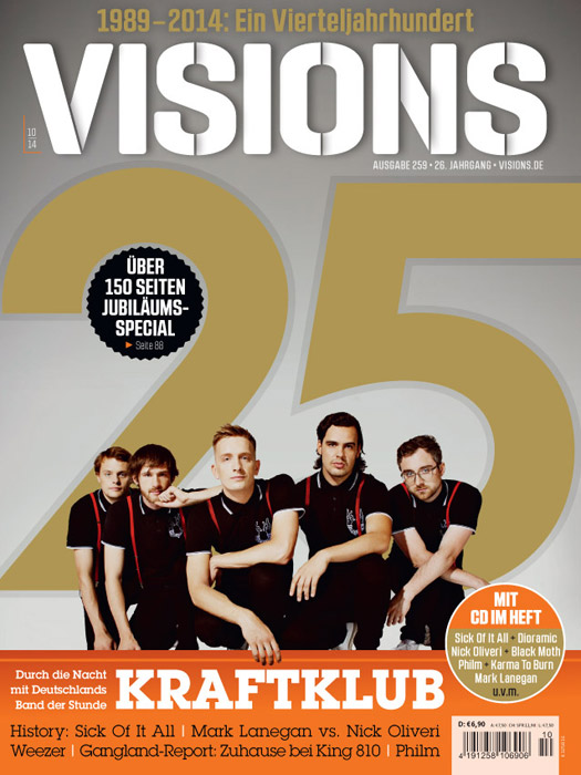 VISIONS 259