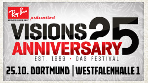 VISIONS 25th Anniversary