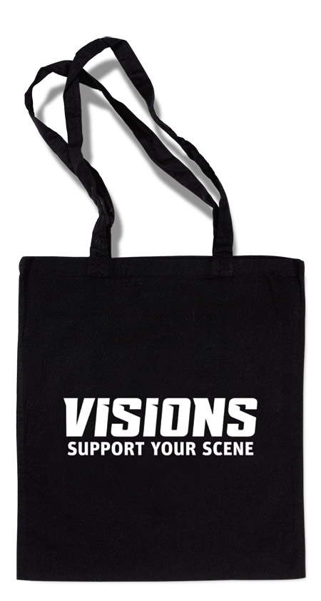 Support VISIONS – support your scene