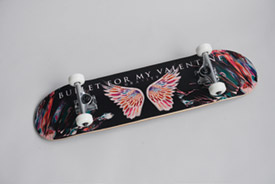Bullet For My Valentine Skateboard