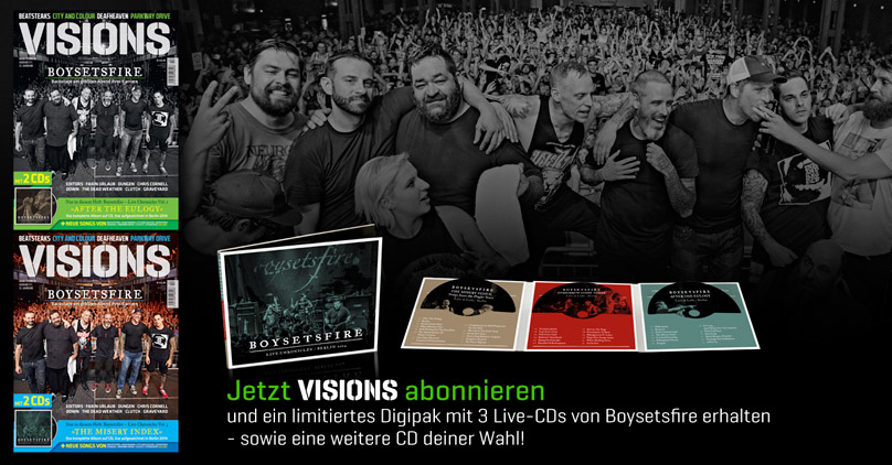 VISIONS im Abo