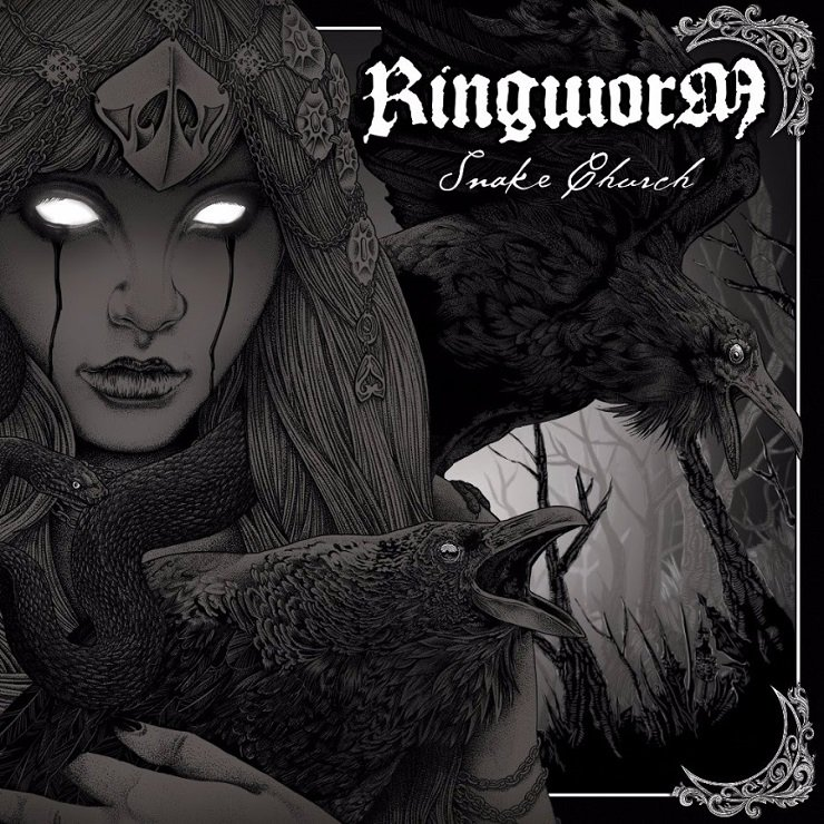 Ringworm - Snake Church