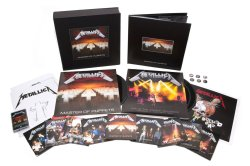 Master Of Puppets (Deluxe Boxset)