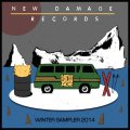 New Damage Records Winter Sampler 2014