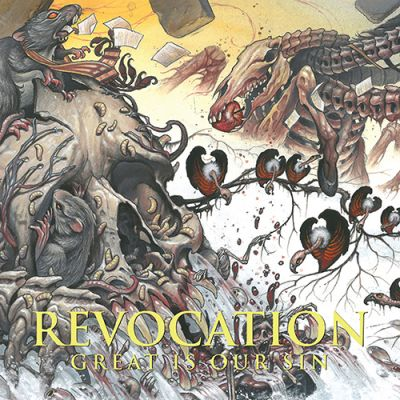 Cover Revocation Great Is Our Sin