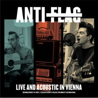 Cover Anti-Flag Live Acoustic In Vienna