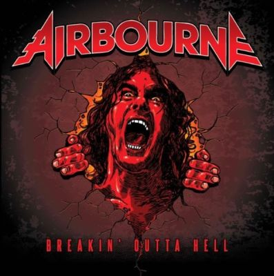 Cover Airbourne Breakin Outta Hell