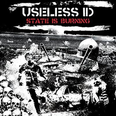 Cover Useless ID State Is Burning