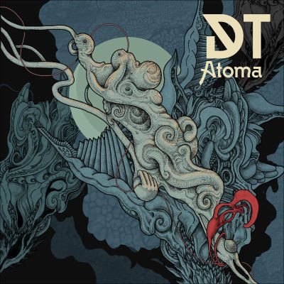 Cover Dark Tranquility Atoma