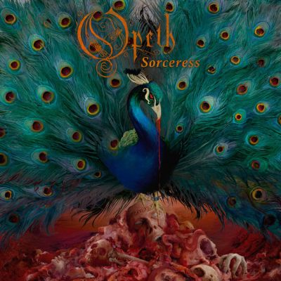 Cover Opeth Sorceress