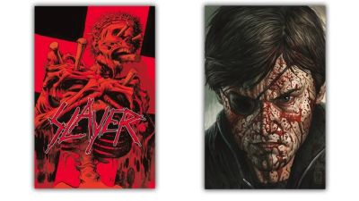 Cover Slayer Comic