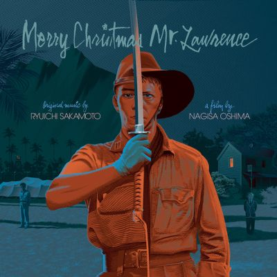 Cover OST Merry Christmas Mr Lawrence
