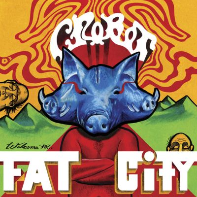 Cover Crobot Welcome To Fat City