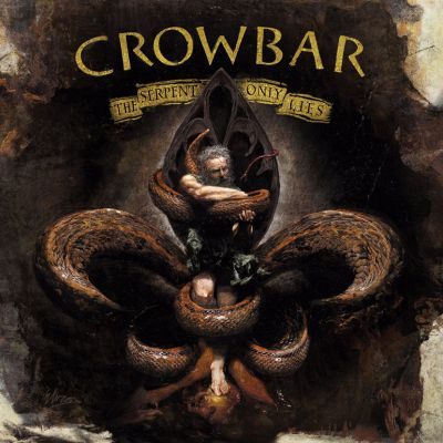 Cover Crowbar The Serpent Only Lies