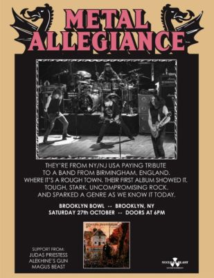 Metal Allegiance - Black Sabbath