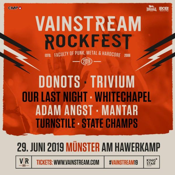 Vainstream Rockfest 2019