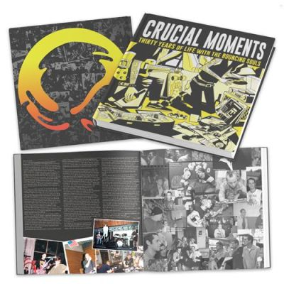 Crucial Moments Buch