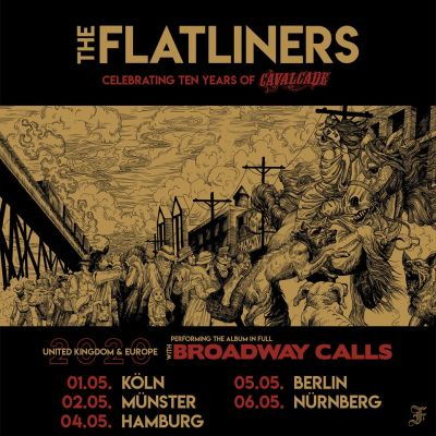 Flatliners Tourposter