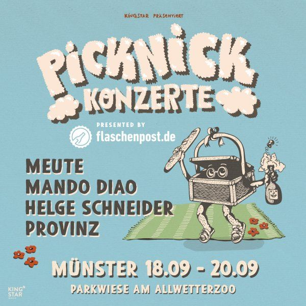 Picknick Konzerte Kingstar 2020