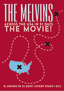 Melvins: Across The USA In 51 Days