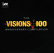 The VISIONS #100 Anniversary-Compilation CD Cover